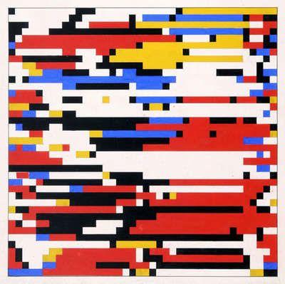 參考圖片Title: Design 3-1. Data 4, 5, 6, 6, 6 Year: 1964
