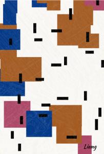 透過變數的幫忙減少重複繪製圓形、保留並延續上一個frame,進而動態畫面。