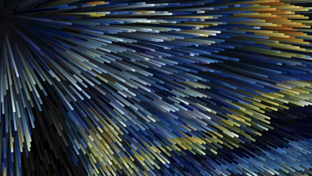 圖片像素粒子化