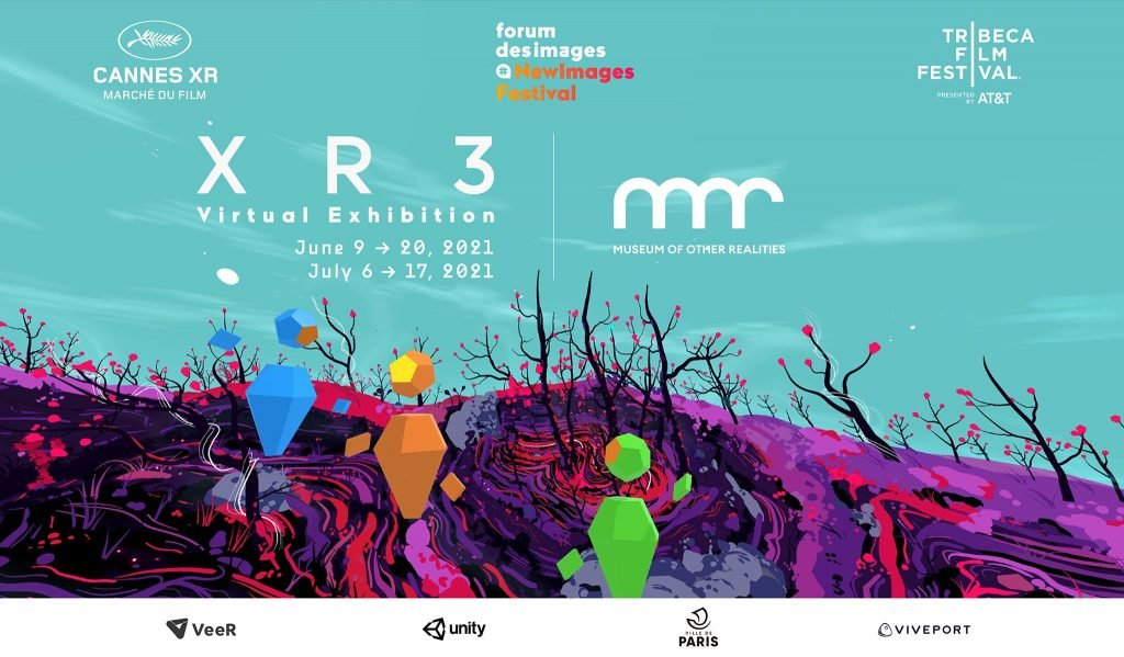 XR3 : Museum of Other Realities (MOR)