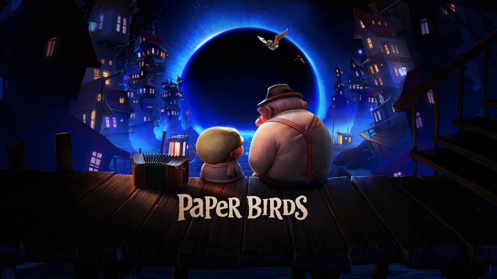 《Paper Birds》